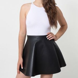 NWOT American Apparel Black Skirt